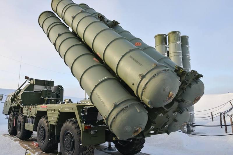 俄罗斯S-400防空导弹体系