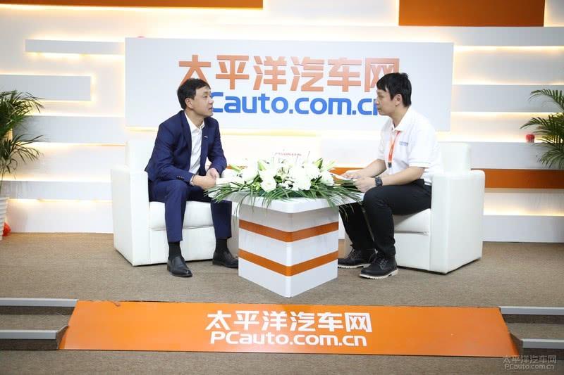 PCauto专访长城汽车销售有限公司副总经理袁占成