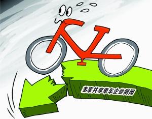 作为曾经被资本疯狂追逐的风口,共享单车如今的日子并不好过。
