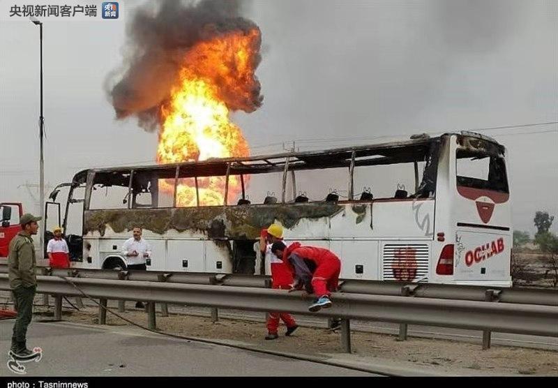 伊朗:西南部输气管道爆炸五死六伤