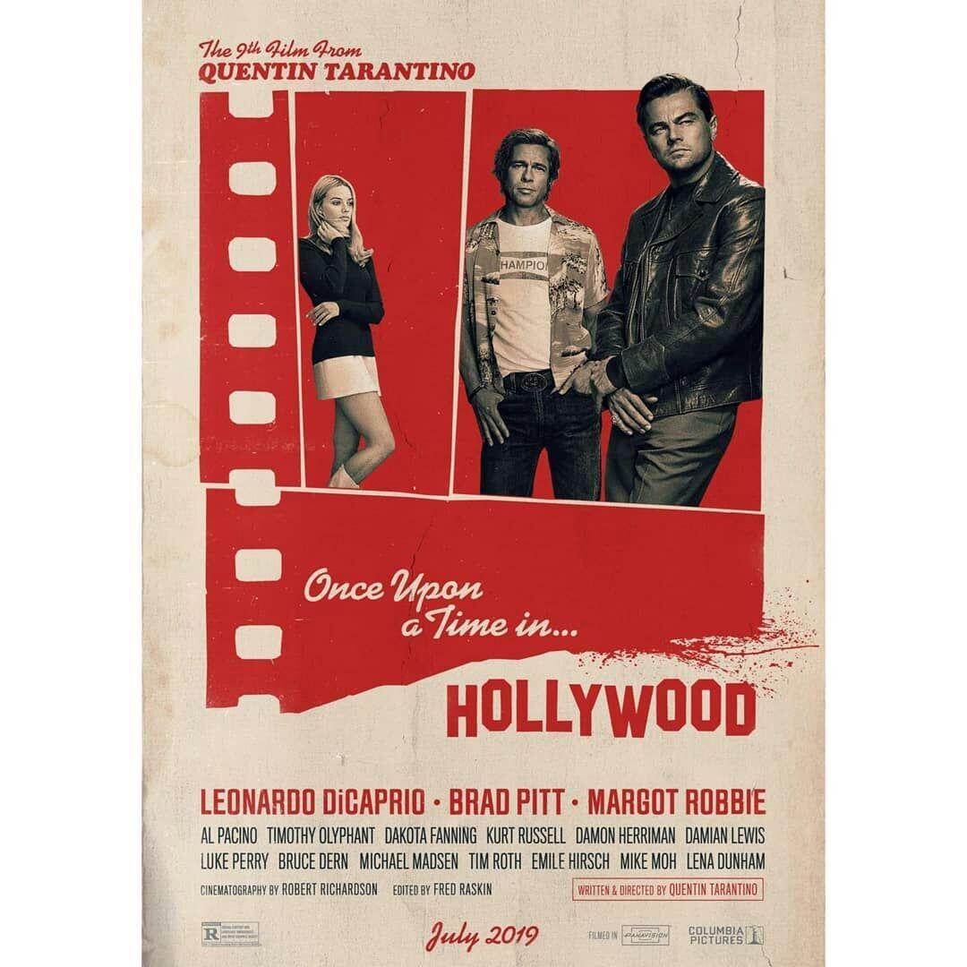 好莱电影_《好莱坞往事》内地定档10月25,全球票房过3亿美元|好莱坞往事 ...