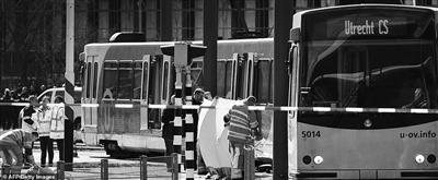 荷兰一电车上发生枪击事件 3人死亡 嫌