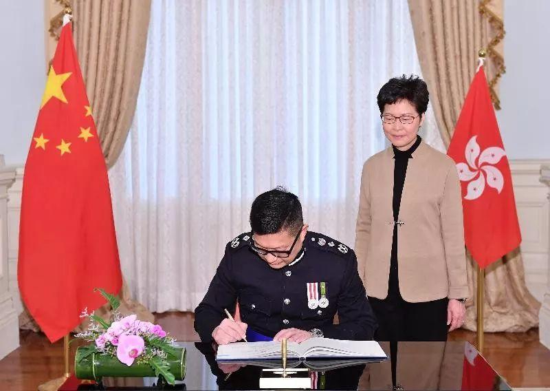 香港警队新