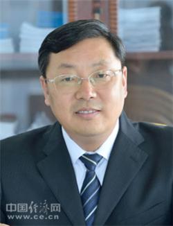 馬富國任河南鶴壁市委書記(圖/簡