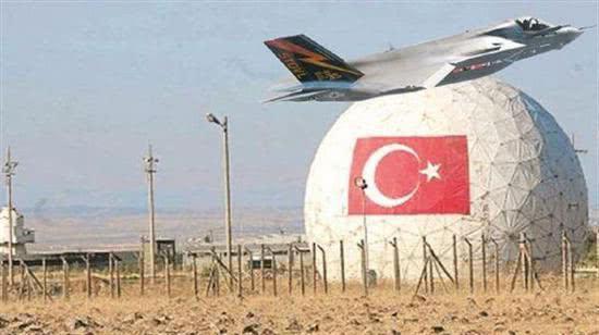 资料图片:土耳其与美国之间的F-35交付问题尚未解决。(图片来源于网络)