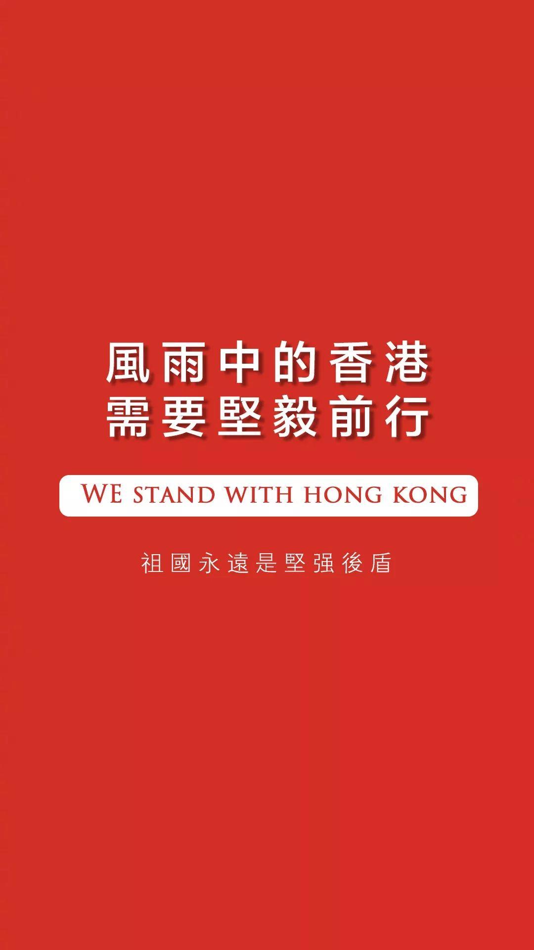 人民銳評:愛國愛港力量才是香港