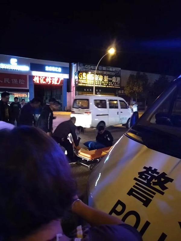 云南一家四口遇車禍父子倆死亡 司機惶恐棄車逃跑