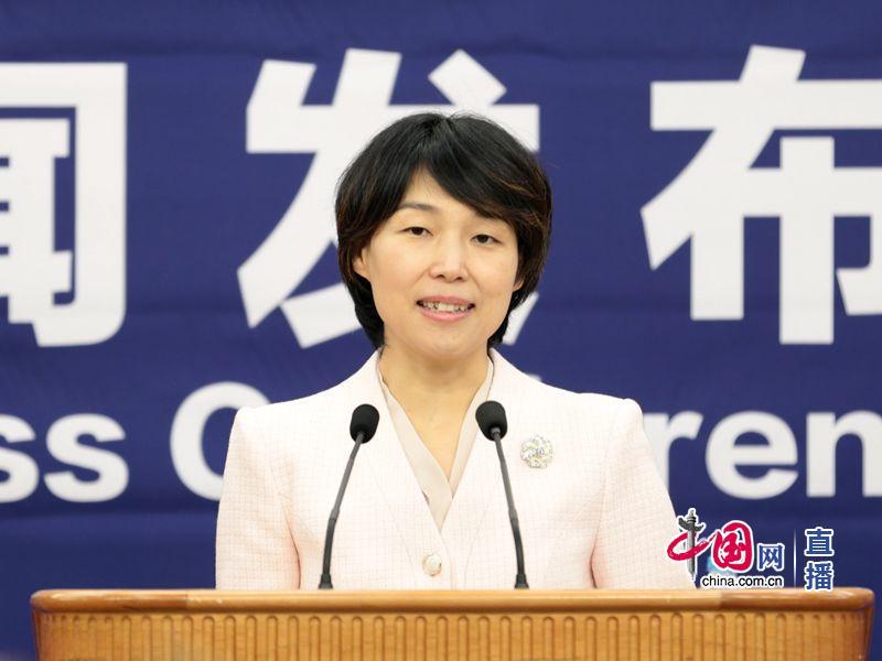 1月22日,国家成长改善委音讯讲话人孟玮掌管音讯颁布发表会。中国网 宗超 摄