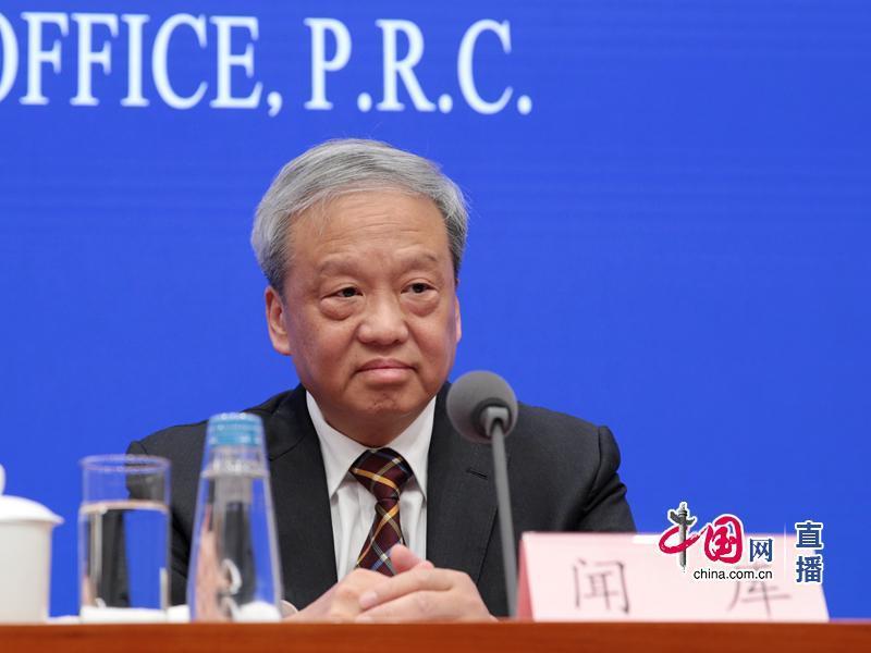 工业和信息化部新闻发言人、信息通信发展司司长闻库 (中国网 宗超)