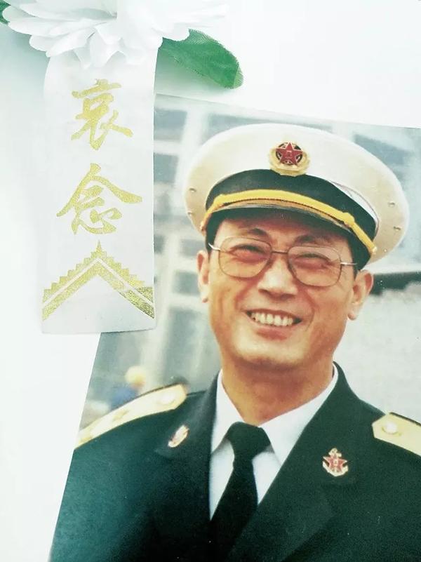 海军原装备技术部部长郑明少将 中国船舶报微信公众号 图
