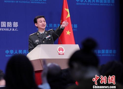 资料图:吴谦。中新社记者 宋吉河 摄
