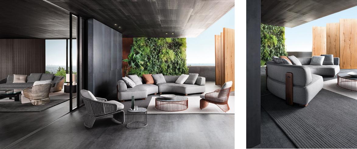 解锁沙发新玩法,创意造型让你的客厅变身艺术展