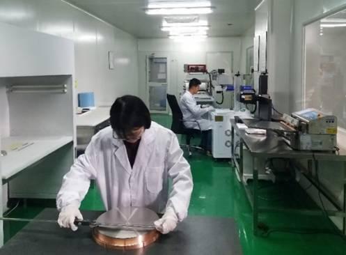 高纯贵金属NiPt靶材及靶材生产制备 图丨云南科技厅
