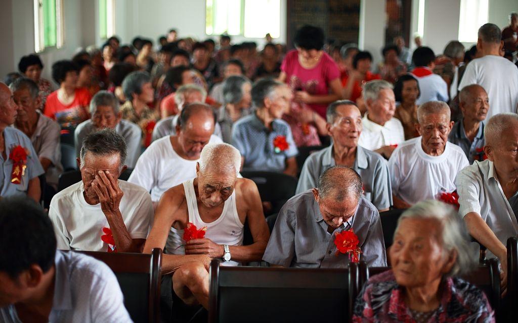 媒体:积极应对人口老龄化 为国家发展未雨绸缪