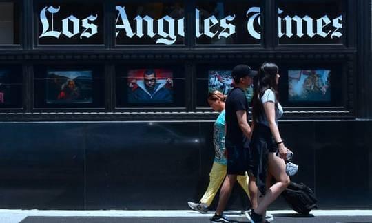 黑客攻击美国一家印刷厂 多家主流报纸出版受影响