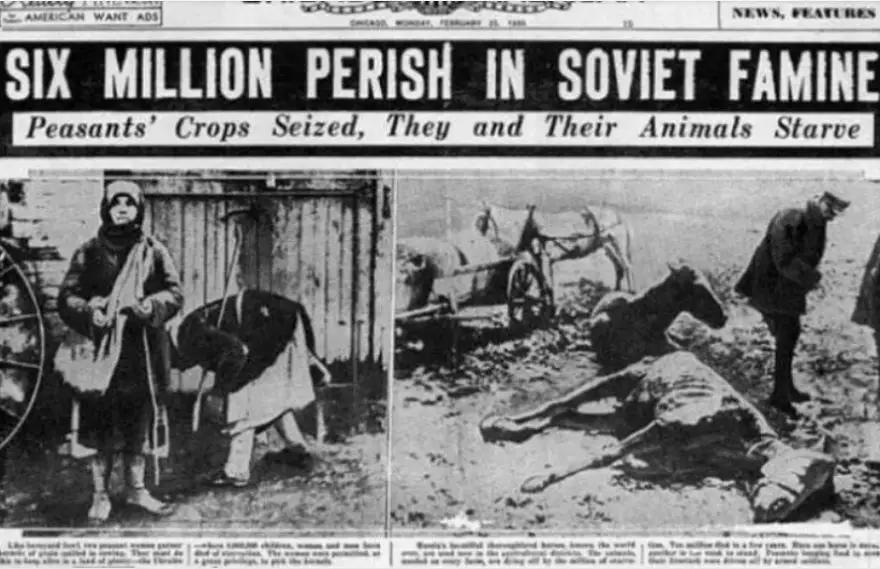 """经过几十年的洗脑之后,苏联上至精英下至百姓,""""三观""""彻底颠覆。"""
