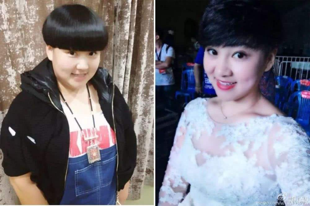胖胖丫vs。瘦胖丫