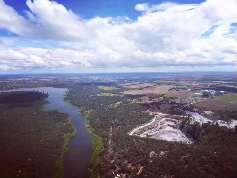 津巴布韦首都附近 (受访者供图)