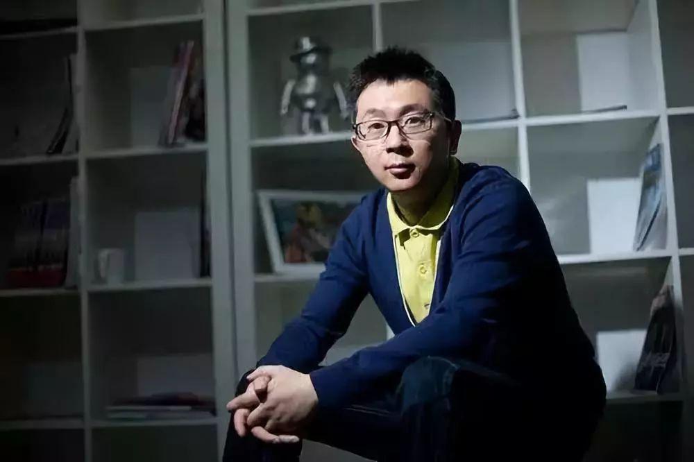 ▲杨伟东 图据中国企业家杂志