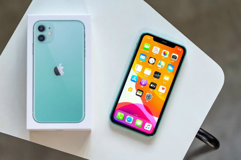 三季度iPhone销量下跌 已被华为甩开