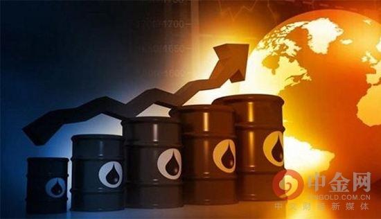 """""""商品之王""""原油再次抬头 国内能化期货价格团体跟涨"""