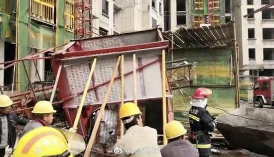 河北衡水工地事故造成11人死亡2人受伤