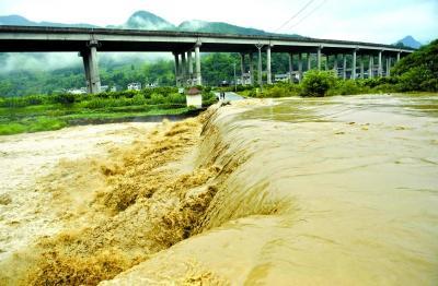 三峡水库5日将迎来今年首个洪水