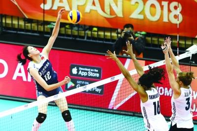 """中國女排3:2再勝美國隊 敢雙殺對手又何須""""讓球"""