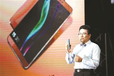 金立在智能手机时代利润大幅下降 供图/视觉中国