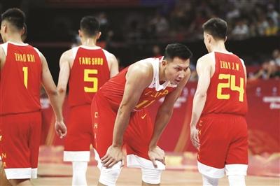 中国男篮输球无缘世界杯16强