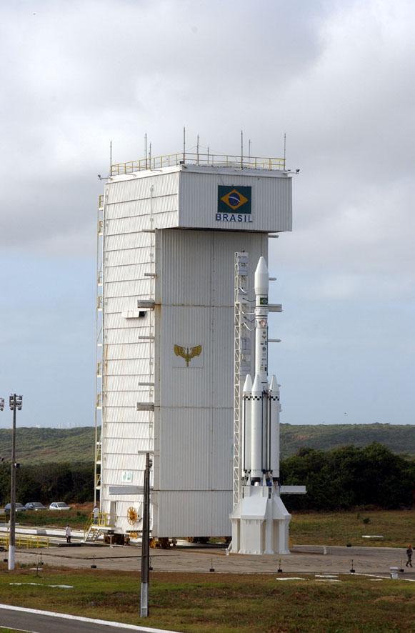阿尔坎塔拉航天发射场,美国曾以其经营允诺向巴西当局施压,经由过程波音并购 图源:维基百科
