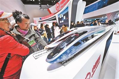 智能京张高铁将试点刷脸进站 将实现350公里时速的自动驾驶