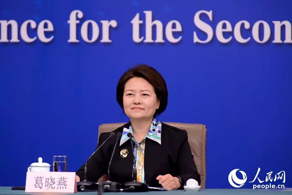 江西省高级人民法院院长葛晓燕 张启川 摄
