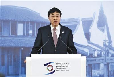 尚冰卸任中国移动董事长。资料图片/新京报记者 尹亚飞 摄