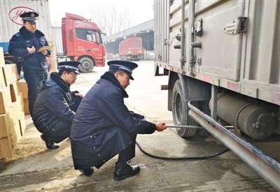北京环保部门:今年将把柴油货车治理作为重中之