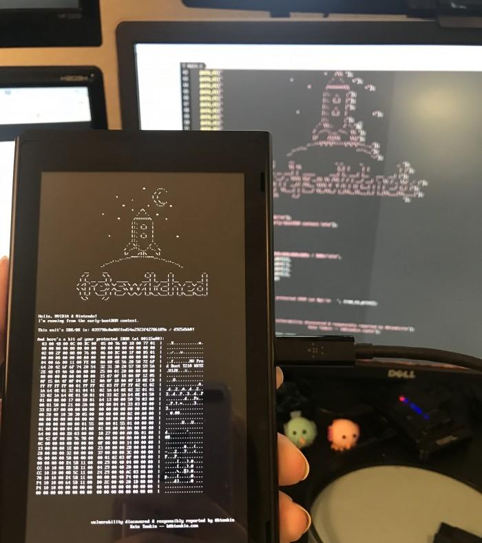 任天堂修复了Switch当中黑客所谓无法修复的冷启动漏洞