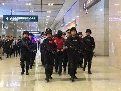 西安警方抓获大唐币网络传销案嫌疑人。资料图
