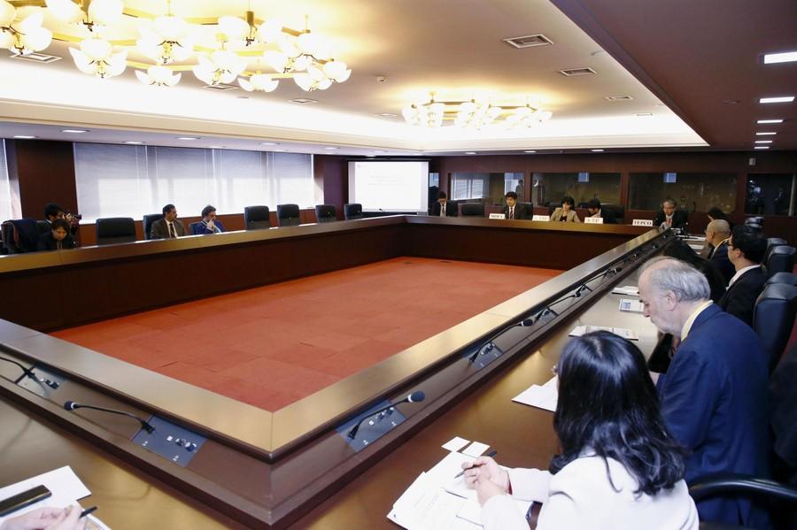 """日政府向18国解释:核污染水排入海洋""""危害很小"""""""