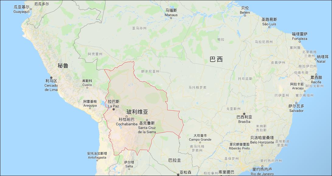 截自谷歌地图