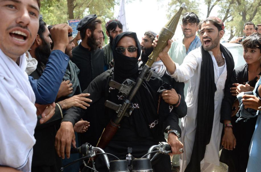 美国要撤军 塔利班:我们打败了世界唯一超级大国
