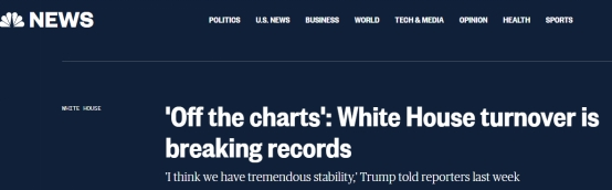 国际锐评:关税大棒加剧美国经济衰退风险