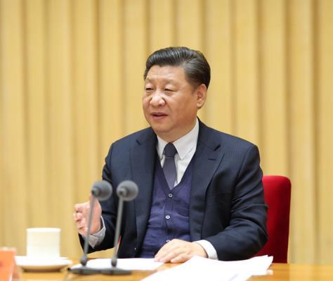 1月15日至16日,中央政法工作会议在北京召开。中共中央总书记、国家主席、中央军委主席习近平出席会议并发表重要讲话。来源:新华社