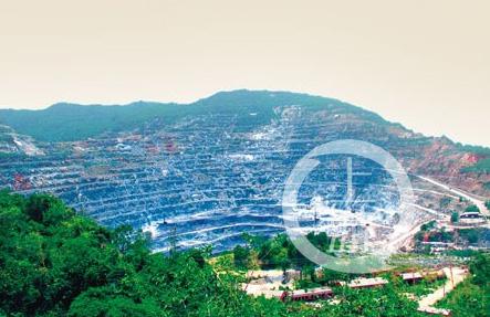 兰坪铅锌矿。