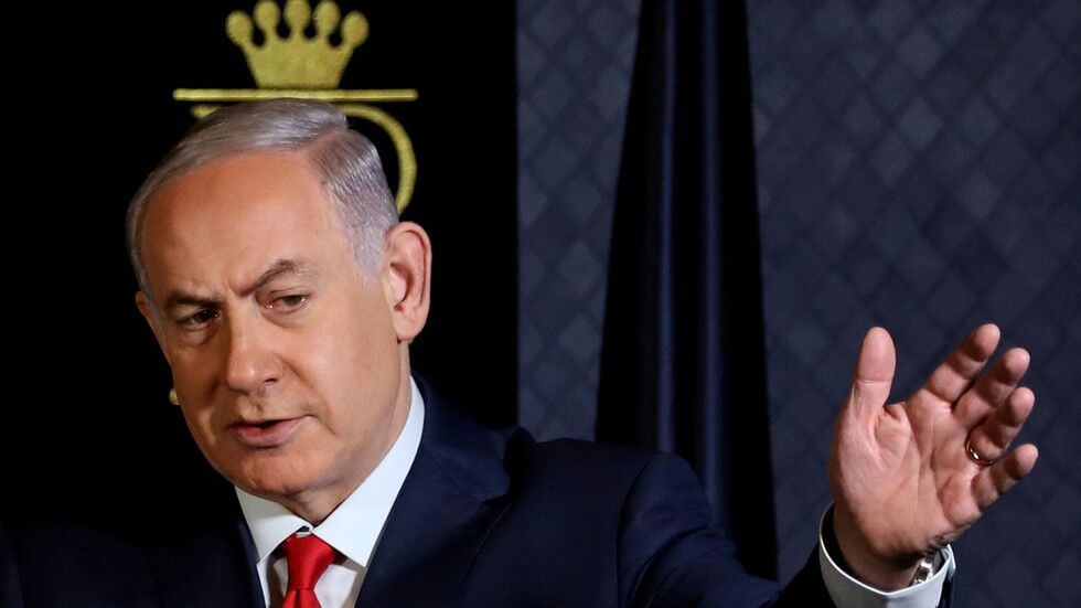 (以色列总理内塔尼亚胡。图源:路透社)
