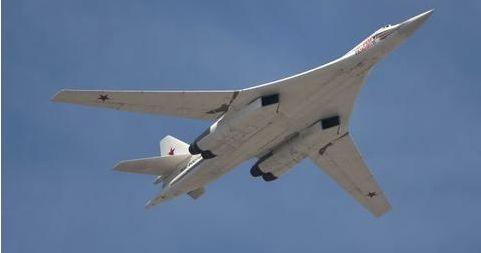 图-160战略轰炸机(俄罗斯卫星通讯社)