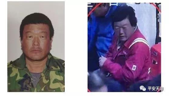 作凶疑心人么志兴照片。图片来源:天津市公安局微信公号