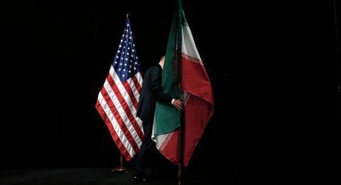 伊朗早前表示只有美方放弃制裁回归协议,双方才能接触。(图:美联社)