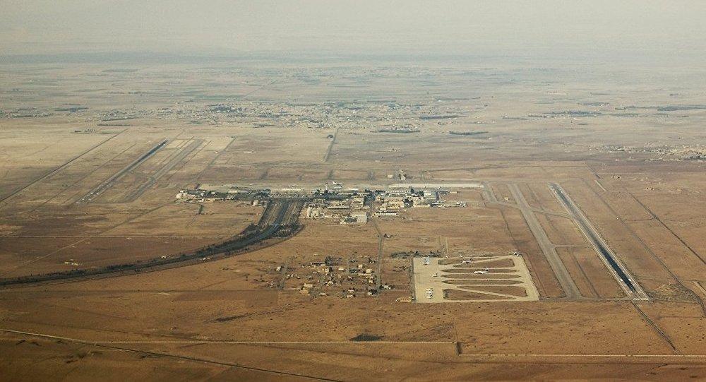大马士革国际机场 图俄罗斯卫星通讯社