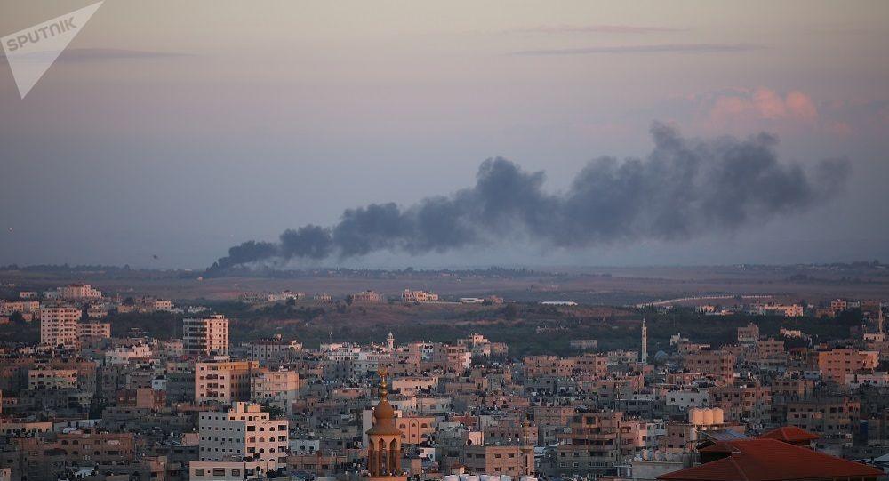 巴以再起沖突 以軍空襲加沙地帶已致10人死亡