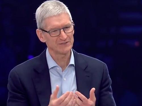 特朗普对库克承诺 不会对中国组装iPhone加征关税